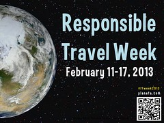 Responsible Travel Week 2013