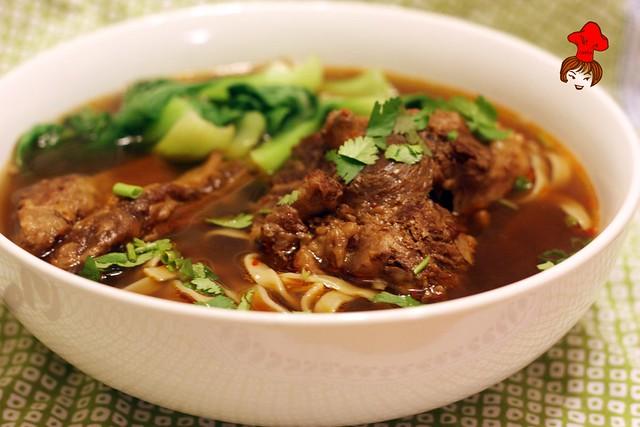 凱西小館牛肉麵 Taiwanese Noodle Soup 11