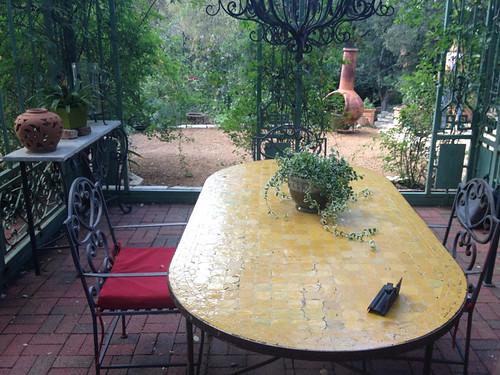 Waiting For Plumeria Garden Conservancy Open Days