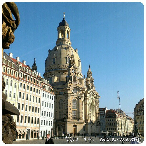 Nov 14: man-made #Frauenkirche #fmsphotoaday
