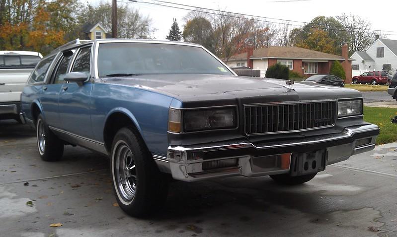 My '89 Caprice Wagon Project 8187337896_4871126d85_c