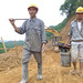 Trung Son Hydropower Project,Construction site, Mai Chau district, Vietnam by World Bank - East Asia and Pacific