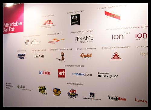 AAF 2012 Sponsors