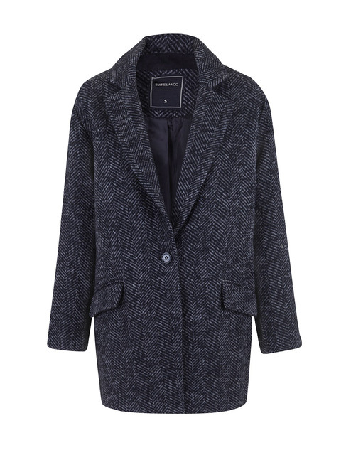 Vtg Coat Xl