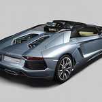 The new Lamborghini Aventador Roadster is 700 horsepower open top monster