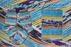 Socken Nummer 12/2012