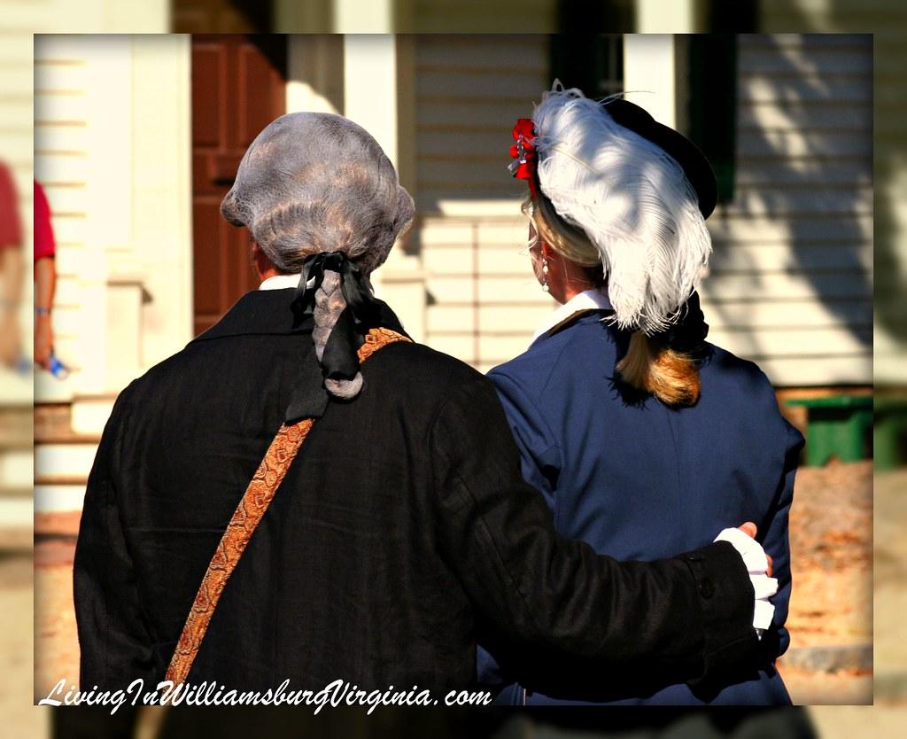 Colonial Courtship