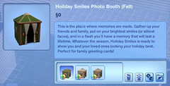 Holiday Smiles Photo Booth (Fall)