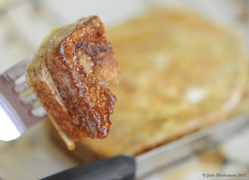 Primal French Toast - Forkfull