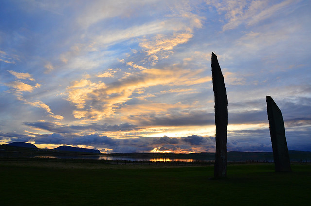 Stenness and Hoy Hills