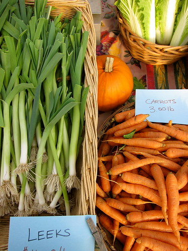 Winter Farmers' Market, Rollinsford - 11/17/12