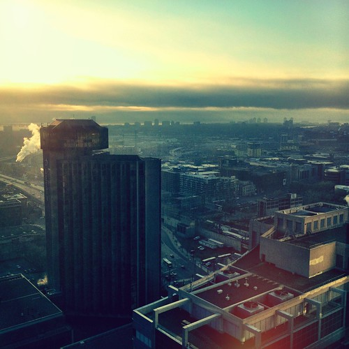 sunrise downtown montreal