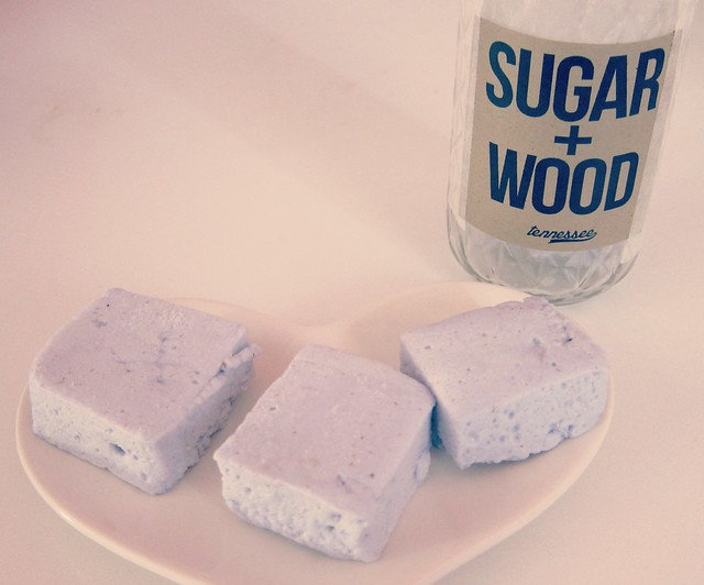 sugar and wood