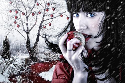 The wishing apple.