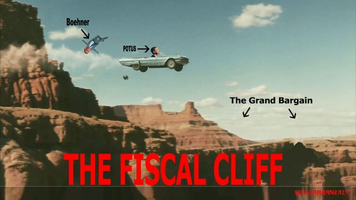 THE FISCAL CLIFF 2 by Colonel Flick