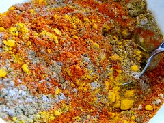 What Smells So Good?: Berbere Spice Mix