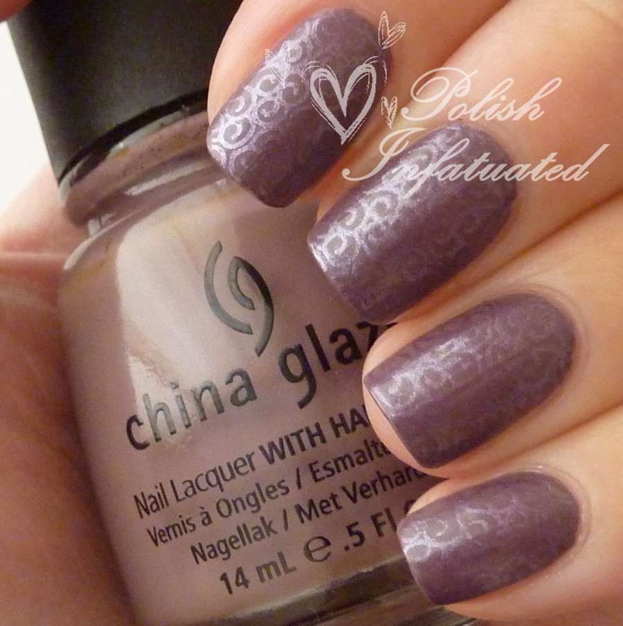 purple on purple stamping1