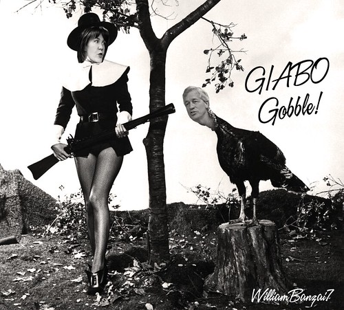 GIABO GOBBLE by Colonel Flick