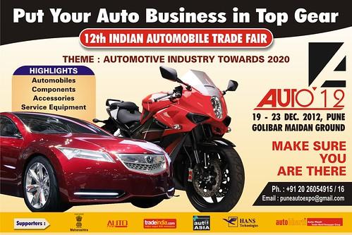 Auto 2012 poster