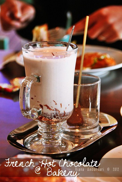 French Hot Chocolate