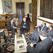 Secretary General Receives Secretary General for International Cooperation and Development of Spain and AECID Director