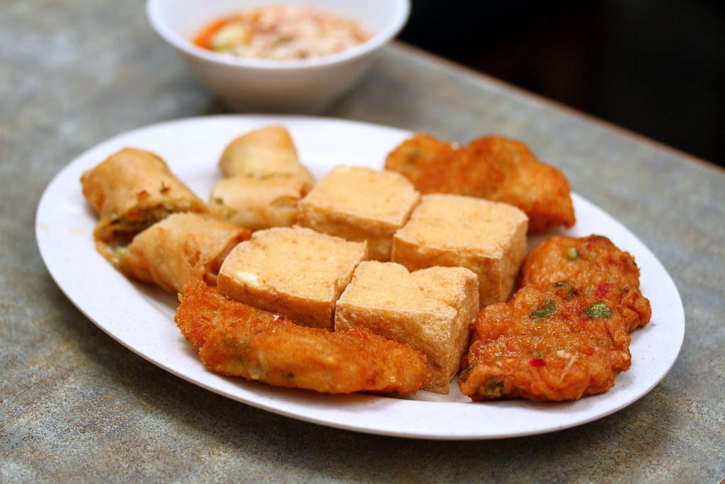 Jai Thai's Mixed Platters