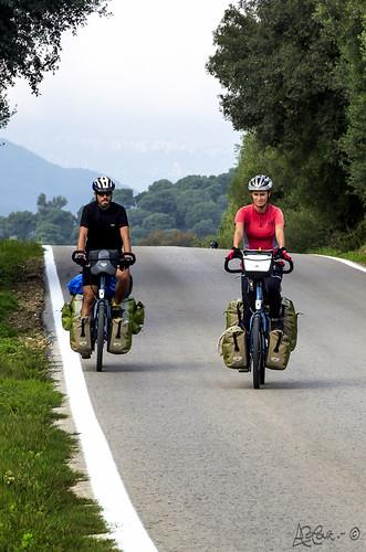327/365+1  Recorriendo el mundo a golpe de pedal 2. by Bakalito (Antonio Benítez Paz)