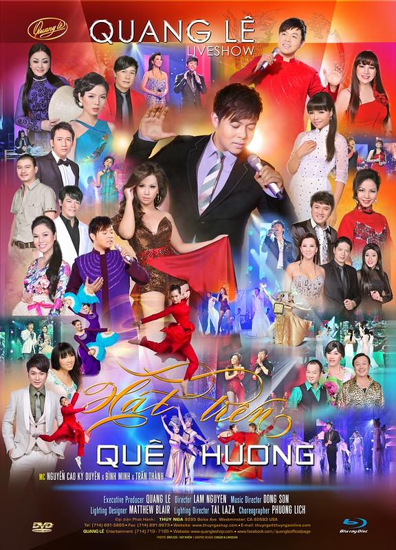 Quang Lê   Hát Trên Quê Hương   Liveshow (2012) (DVD) [Show]