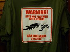 Gatorland - Orlando FL