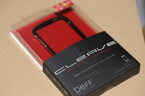 deff CLEAVE ALUMINUM BUMPER for iPhone5_02