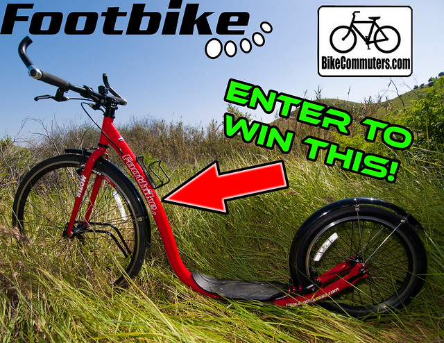 footbike contest
