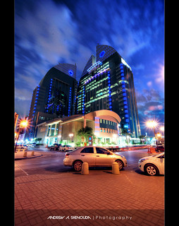 Al-Anoud Towers [HDR]