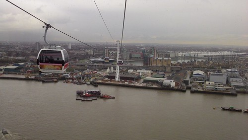 On the dangleway