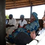 Vassula in Burundi Africa in 2011