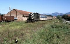 * Jugoslawien  Dieselloks  641 132  bis  661 240