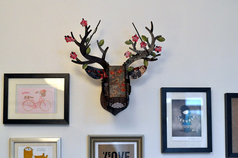 notonthehighstreet deer head 3