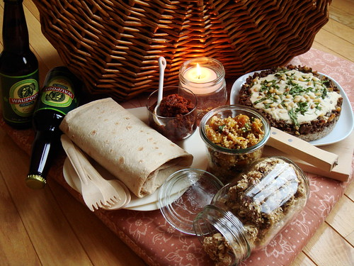 Indoor Picnic For Two