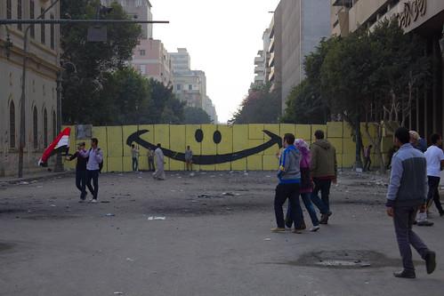 Tahrir, 27th November 2012