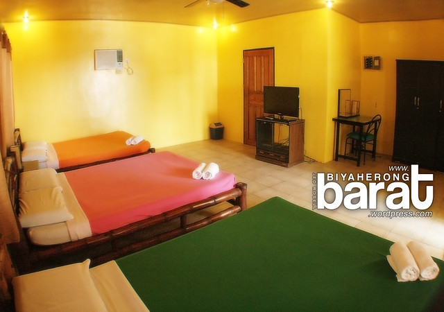 big room sin laiya beach san juan batangas