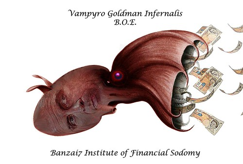 VAMPYRO GOLDMAN INFERNALIS BOE by Colonel Flick