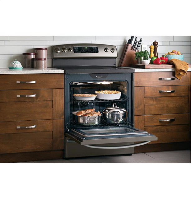 Ge Slate Kitchen Appliance Package With Additional