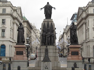 Cool Statues, London