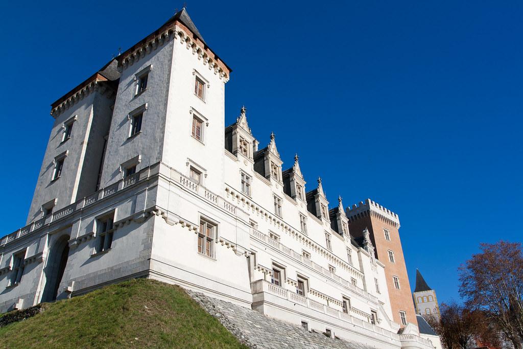 château de Pau França