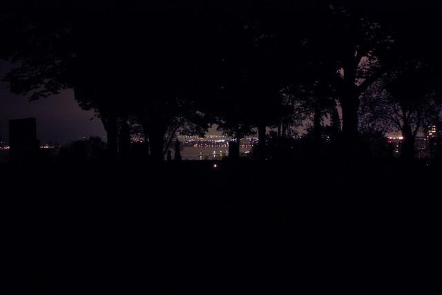 hejregina mörk utsikt