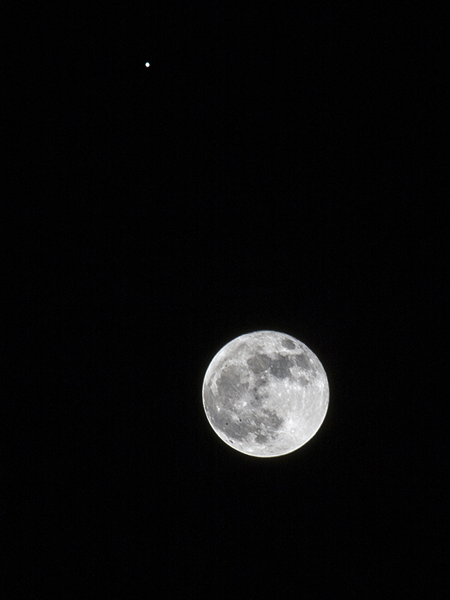 Full Moon, Webster Groves, 2012-11-28
