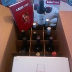 Zagat Wine Club Delivery
