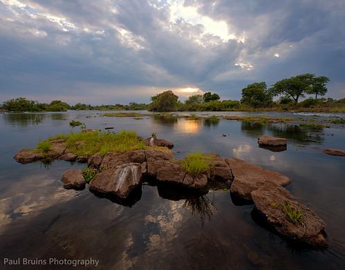 zimbabwe victoriafalls zambeziriver nikkorlenses nikfilters neverhdr vertorama nikond800 paulbruinsphotography