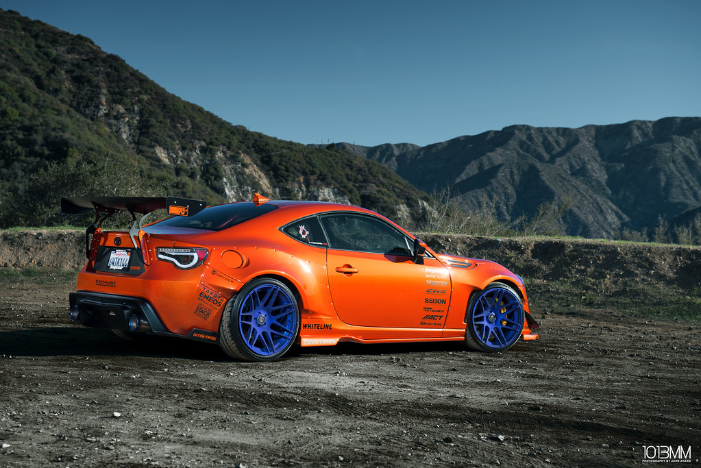 Forgestar Rocket Bunny Scion FR-S
