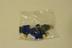 LEGO Star Wars 2012 Advent Calendar (9509) - Day 1: Gungan Submarine