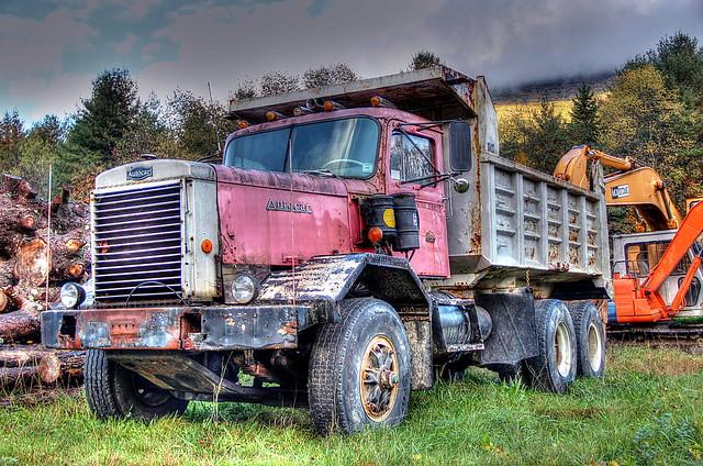 Auto Car Dump Truck